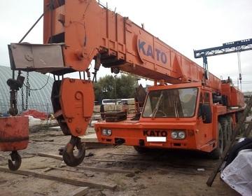 Автокран Kato NK-750 г/п 75 тонн - Изображение 2