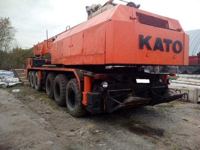 Автокран Kato NK-750 г/п 75 тонн - 3