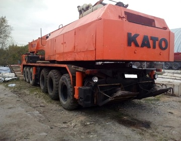 Автокран Kato NK-750 г/п 75 тонн - Изображение 3