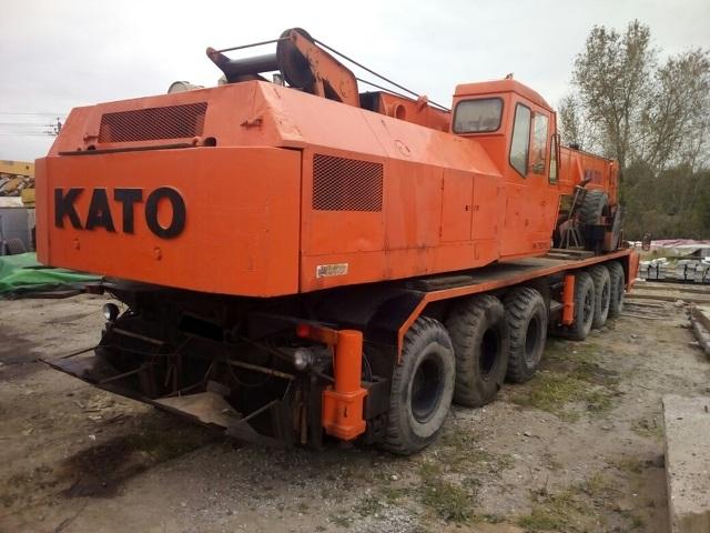 Автокран Kato NK-750 г/п 75 тонн - 4