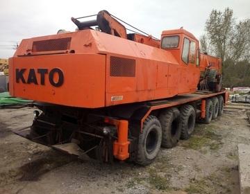Автокран Kato NK-750 г/п 75 тонн - Изображение 4