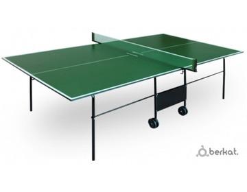 Новый стол для настольного тенниса
