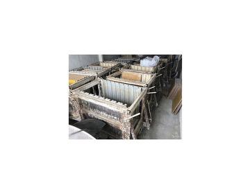 Оборудование для производства пазогребневых плит (ПГП)
