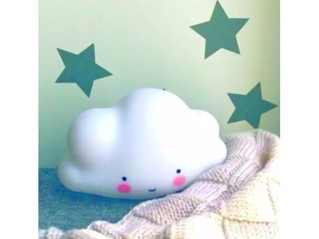 Детские ночники Облако - 2