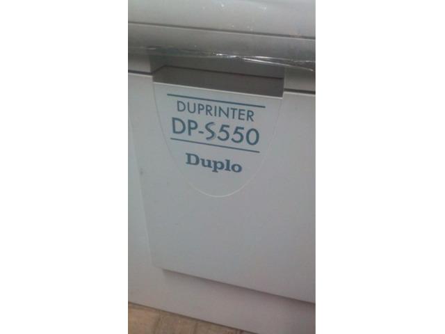 Профессиональный цифровой дупликатор,  DUPLO DP-S 550 HDI + - 2