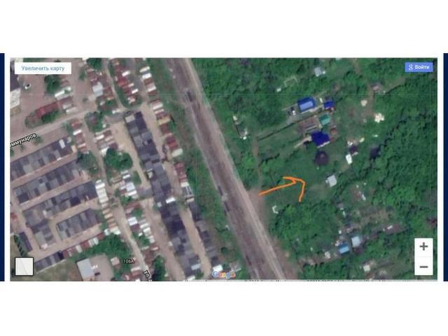 Обмен земельного участка с недостроенным купольным домом и баней. - 2