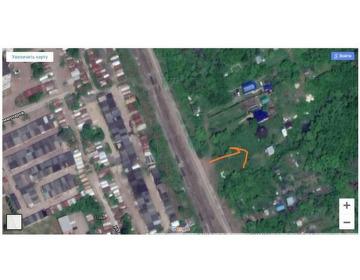Обмен земельного участка с недостроенным купольным домом и баней. - Изображение 2