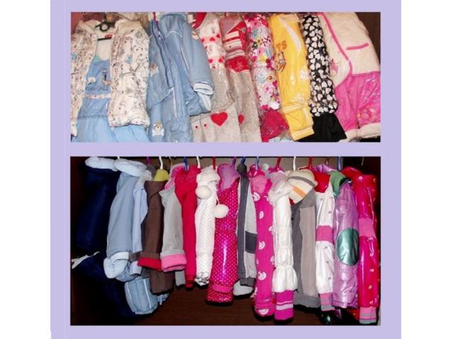 Детская одежда 0-14 лет, новая, все сезоны, широкий ассортимент - 1