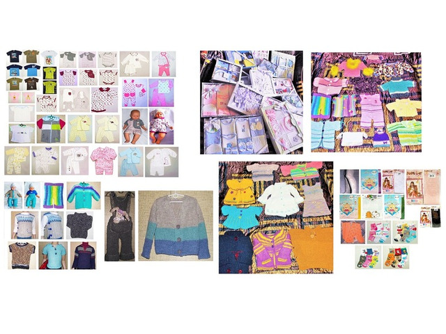 Детская одежда 0-14 лет, новая, все сезоны, широкий ассортимент - 3