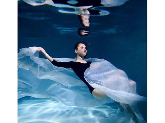 Бесплатная фотосессия под водой! - 1