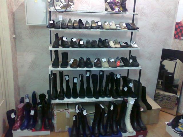 Обувь в ассортименте меняю на авто, стройматериалы, земельный участок под ИЖС - 2