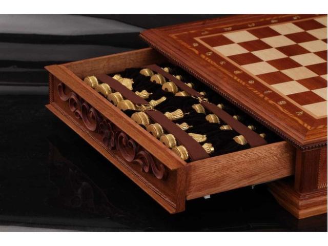 Серебряные шахматы - 2