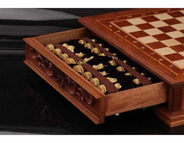 Серебряные шахматы - Изображение 2