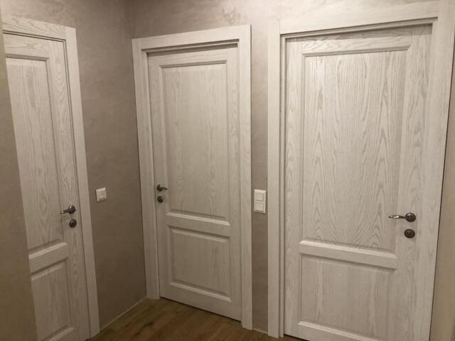 Профессиональная установка межкомнатных дверей - 1