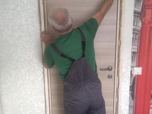 Профессиональная установка межкомнатных дверей - 4