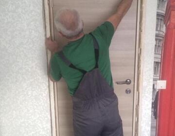Профессиональная установка межкомнатных дверей - Изображение 4