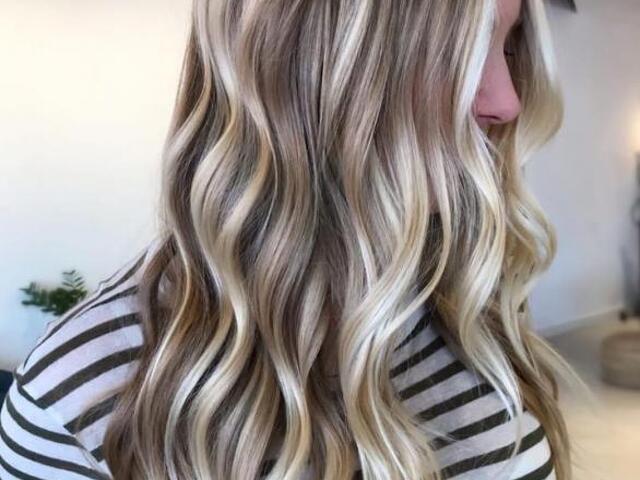 Окрашивание волос. Коррекция волос - 1