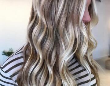 Окрашивание волос. Коррекция волос - Изображение 1