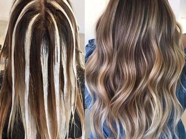 Окрашивание волос. Коррекция волос - 2