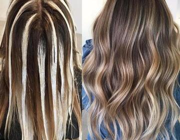 Окрашивание волос. Коррекция волос - Изображение 2