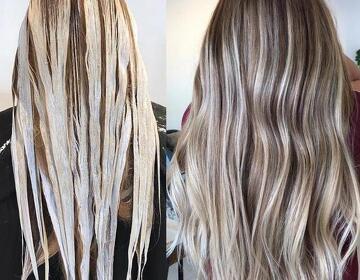 Окрашивание волос. Коррекция волос - Изображение 3