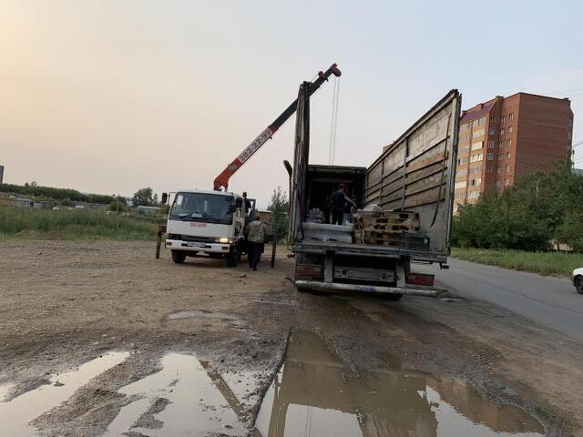 Грузовое такси грузоперевозки грузчики переезд - 1