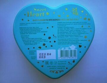 Чай Curtis Сердце - Изображение 2