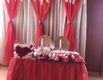 Свадьба в красном цвете - Изображение 1