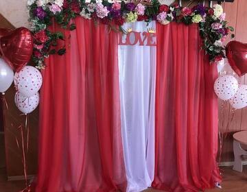 Свадьба в красном цвете - Изображение 2
