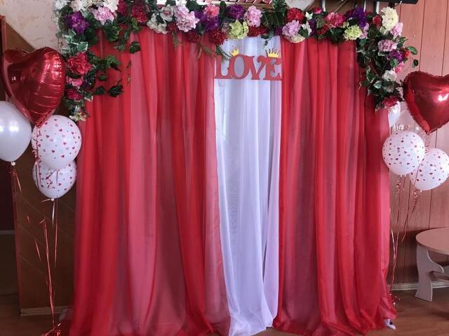 Свадьба в красном цвете - 4