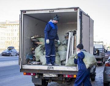 Вывоз строительного мусора старой мебели - Изображение 1