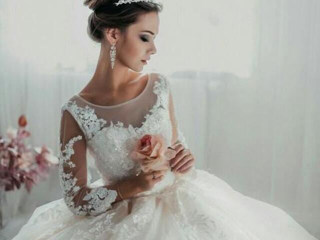 Свадебный образ (макияж, прическа, разработка стиля) - 2