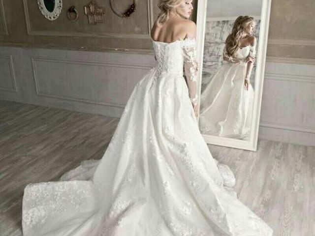 Свадебный образ (макияж, прическа, разработка стиля) - 4