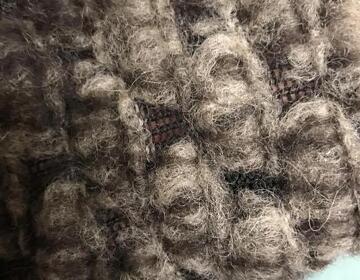 Вязаное пальто - Изображение 3