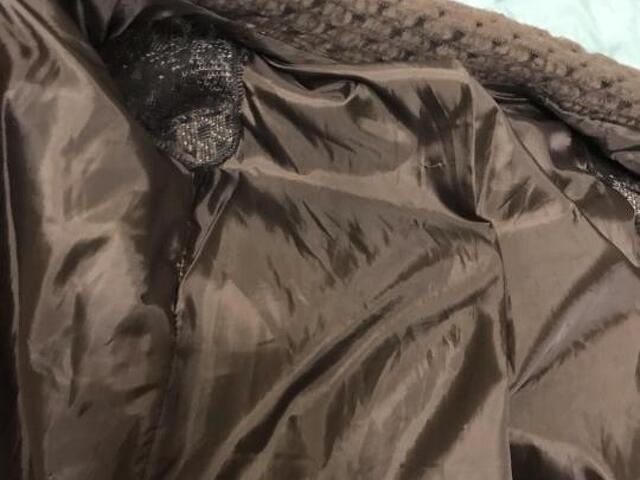 Вязаное пальто - 4