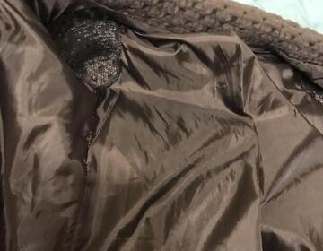 Вязаное пальто - Изображение 4