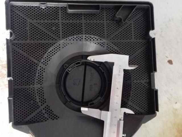 Фильтр угольный для кухонной вытяжки - 2