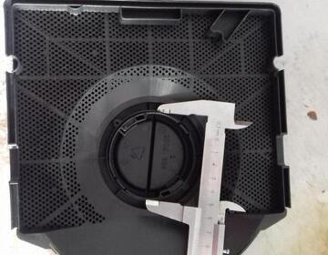 Фильтр угольный для кухонной вытяжки - Изображение 2