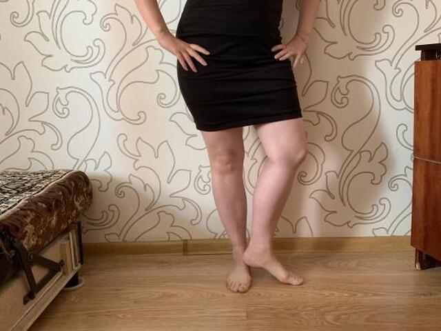 Новое платье. - 1