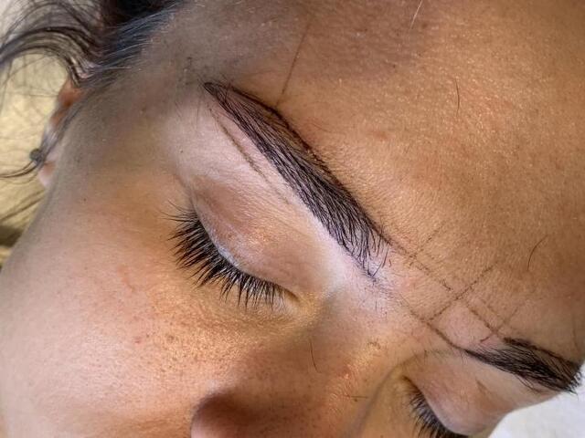 Обучение перманентному макияжу, Мастер класс - 1