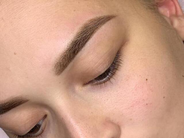 Обучение перманентному макияжу, Мастер класс - 3