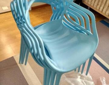 Стулья Masters голубые - Изображение 2