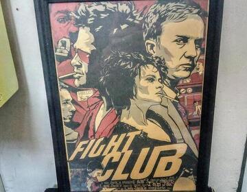 постер кино Криминальное чтиво, Крестный отец, ЖЧ - Изображение 2