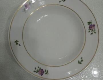 Обеденные тарелки полнопорционные - Изображение 1