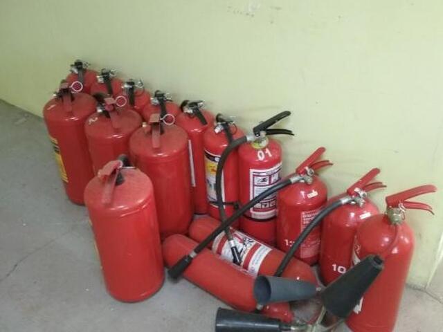 Огнетушители - 1