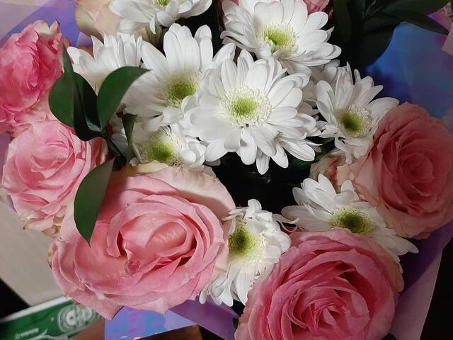 Цветы, букеты, композиции - 2