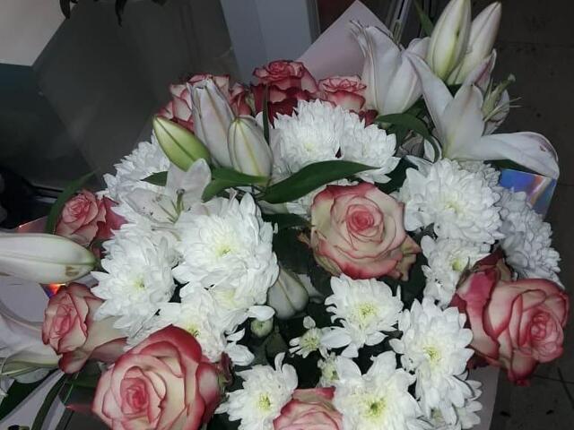 Цветы, букеты, композиции - 3