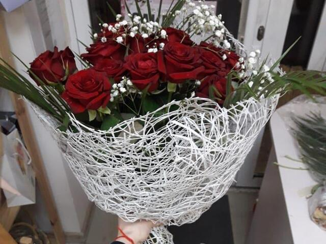Цветы, букеты, композиции - 4