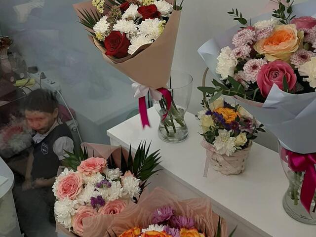 Цветы, букеты, композиции - 5