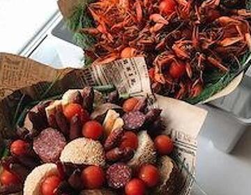 Подарки на 23 февраля, 8 марта, фруктовые букеты, клубничные - Изображение 2